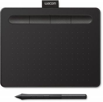 Графічний планшет Wacom Intuos S Black (CTL-4100K-N)