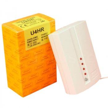 Бездротовий приймально-контрольний охоронний прилад Elmes Electronic U4HR