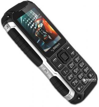 Мобільний телефон Sigma mobile X-treme PT68 Black
