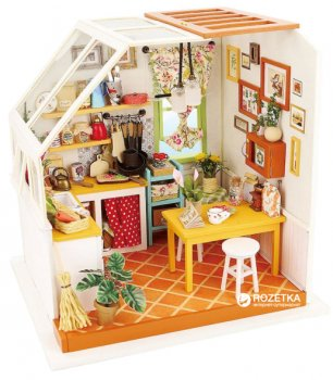 Конструктор Robotime DIY Кухня 188 деталей (6946785164626)