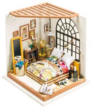Конструктор Robotime DIY Спальня 142 детали (DG107) (6946785108712)
