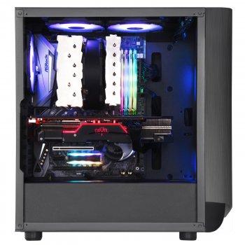 Корпус SilverStone Seta A1TB-G RGB LED Control Black (SST-SEA1TB-G)