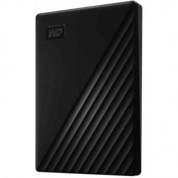 "Внешний жесткий диск 2.5"" 5TB Western Digital (WDBPKJ0050BBK-WESN)"