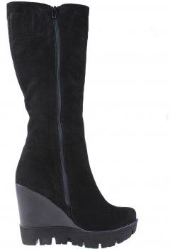 Сапоги Lexi R6369-11 Черные