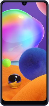 Мобільний телефон Samsung Galaxy A31 4/64GB Prism Crush Blue (SM-A315FZBUSEK)