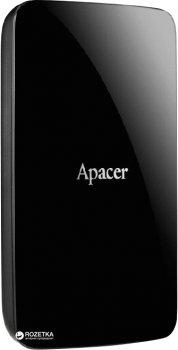 "Жорсткий диск Apacer AC233 2TB 5400rpm 8MB AP2TBAC233B-1 2.5"" USB 3.1 External Black"