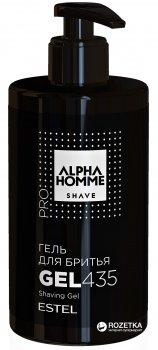 Гель для бритья Estel Professional Alpha Homme 435 мл (4606453052182)