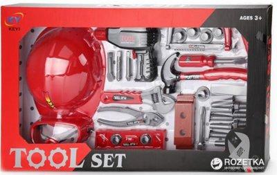 Игрушечные инструменты Tool Set  набор инструментов 34 шт (KY1068-035) (6927063130809)