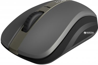 Миша Rapoo 6610M Wireless/Bluetooth Grey