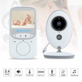 """Видеоняня JETIX Baby Monitor VB605 с цветным 2.4"""" дисплеем"""