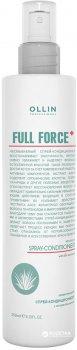 Увлажняющий спрей-кондиционер Ollin Professional Ollin Full Force с экстрактом алоэ 250 мл (4620753725690)