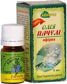 Олія ефірна Адверсо Пачулі 5 мл (4820104011087)