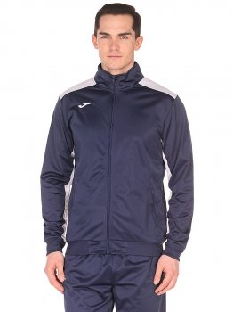 Спортивний костюм JOMA tracksuit academy navy-white (101096.302)