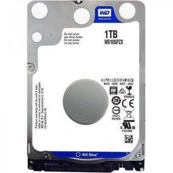 Жорсткий диск для ноутбука 2.5 Western Digital 1TB (WD10SPZX) (WY36WD10SPZX)