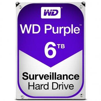 Жорсткий диск 3.5 6TB Western Digital (WD60PURZ) (WY36WD60PURZ)