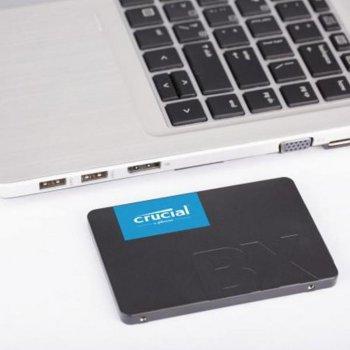 Накопичувач SSD 120GB 2.5 MICRON (CT120BX500SSD1) (WY36CT120BX500SSD1)