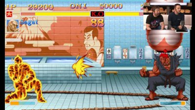 ULTRA STREET FIGHTER II: The Final Challengers Nintendo Switch