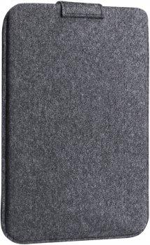 "Чохол для ноутбука Gmakin для Macbook Pro 15"" Black (GM56-15)"