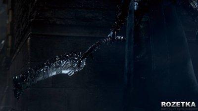 Гра Bloodborne для PS4 (Blu-ray диск, Russian subtitles)