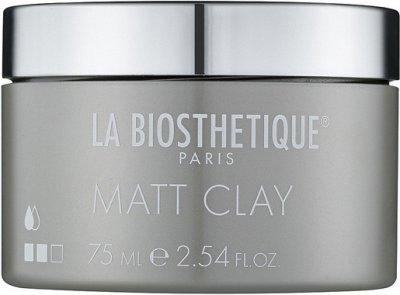 Моделююча паста La Biosthetique Matt Clay з матовим ефектом 75 мл (4040218781434)