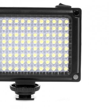 Димируемая світлодіодна панель відео освітлення на Ulanzi