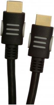 Кабель Tecro HDMI A Plug — HDMI A Plug 1.4 Version Ethernet 2 м (HD 02-00)