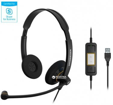 Навушники Sennheiser SC 60 USB ML (1000551)
