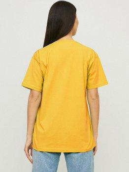 Футболка YAPPI WYL30005 Желтая