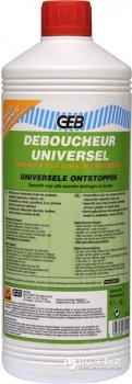 Засіб для прочищення каналізації GEB DEBOUCHEUR UNIVERSAL 1 л