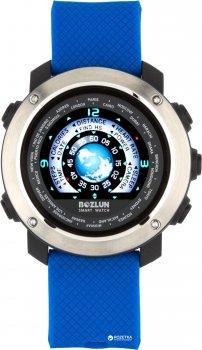 Смарт-годинник Atrix Bozlun X30 GPS Track Steel-Blue (ABX30stlbl)