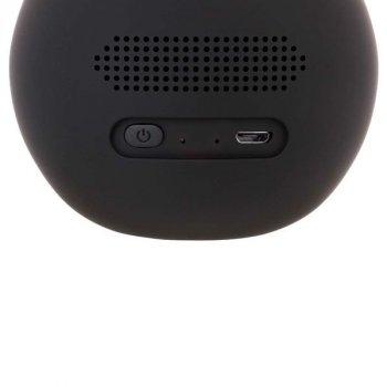Дитяча портативна безпровідна Bambi Bluetooth колонка MB - M916 Сова Чорний (MB - M916 )