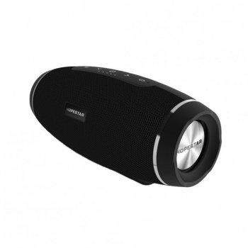 Портативная Bluetooth колонка Hopestar Original со встроенным микрофоном Чёрная (H27)