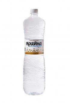 Упаковка Вода мінеральна Крайна негазована 1.5л х 6 шт.