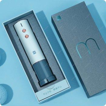 Розумний штопор Huo Hou Electric Wine Opener Blue