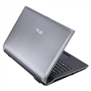 Ноутбук ASUS N53S-Intel Core i7-2670QM-2.2 GHz-4Gb-DDR3-320Gb-HDD-W15.6-FHD-Web-DVD-R-NVIDIA GeForce 550M(2Gb)-(B-)- Б/В