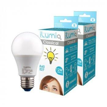 Набір №6 (2 шт Лампа Ilumia 004 L-12 + 1уп Батарейок LP AAA R03P)