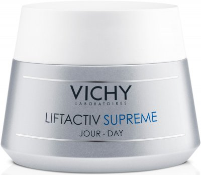 Крем Vichy Liftactiv Supreme длительного действия для упругости и против морщин для сухой кожи 50 мл (3337871328801)