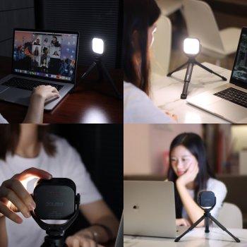 Лампа для відео конференції настільна Ulanzi Vijim Vl66 + MT14 Combo 15 2213