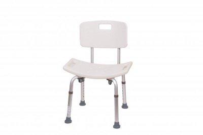 Cтул для ванны и душа со спинкой Antar AT51010 (CA350L)