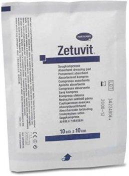 Повязка сорбционная Zetuvit 10см х 10см, 1шт.