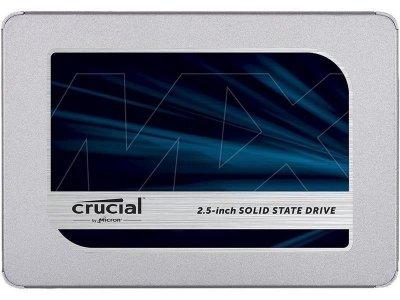 "Накопичувач SSD Crucial MX500 Silicon Motion 250GB 2.5"" SATAIII (CT250MX500SSD1)"