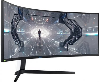 "Монітор 48.9"" Samsung Odyssey G9 LC49G95TSSIXCI Black (LC49G95TSSIXCI)"