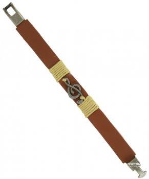Браслет TRAUM 4223-24 Светло-коричневый (4820004223245)
