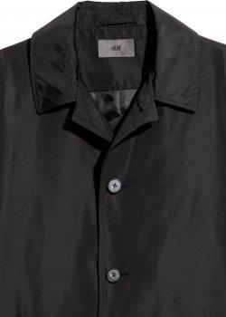 Пальто H&M 5665427RP21 Чорне