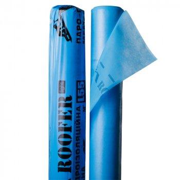 Гідро пароізоляційна мембрана Roofer Light 35 м2 55 г/м2 (13509073555)