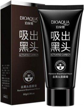 Маска Bioaqua Facial Blackhead Remover Deep Clean 60 г (6947790780610)