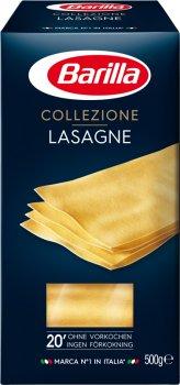 Макароны Barilla Collezione Lasagne Лазанья 500 г (8067809523738_8076809523738)