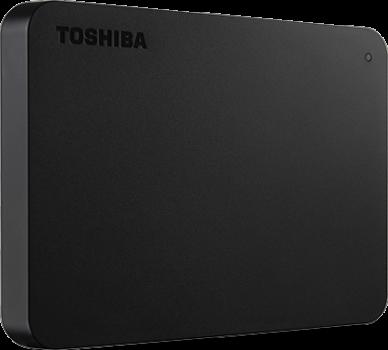 "Жорсткий диск Toshiba Canvio Basics 2TB HDTB420EK3AA 2.5"" USB 3.0 External Black"