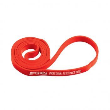 Тренажер-эспандер ленточный (920956) Spokey 208 см Красный 000051656