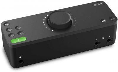 Аудіоінтерфейс Audient EVO8 (230430)